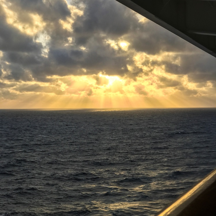 Atardecer Atlántico
