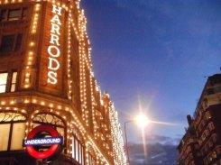Harrods, Londres.