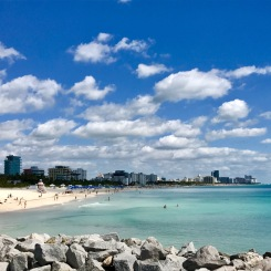 South Pointe Beach, Miami