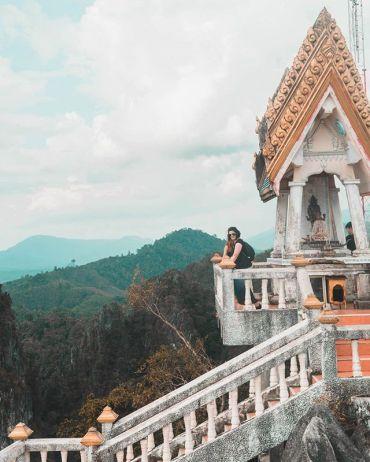 Krabi, una de las 76 provincias de Tailandia.