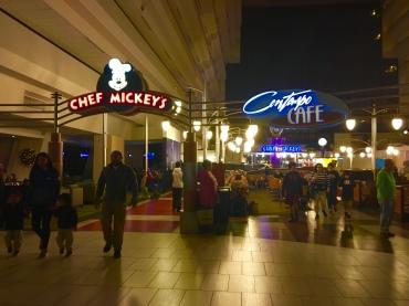 Chef's Mickey, Bay Lake