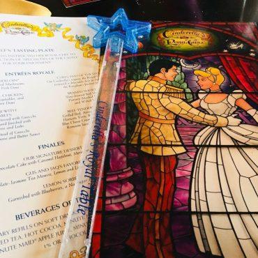 Cinderella´s Royal Table, Magic Kingdom