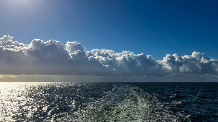 Mar Báltico, de Tallin a Helsinki.