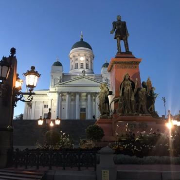 Catedral de Helsinki - Imagen Oh my World (3)