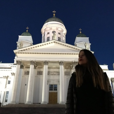 Catedral de Helsinki - Imagen Oh my World