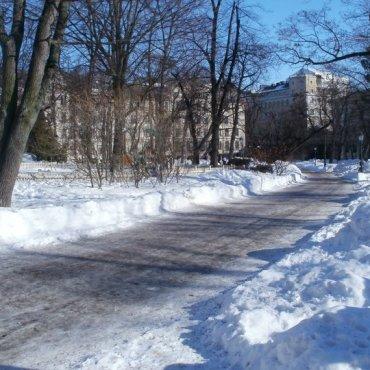 Helsinki en marzo 2011